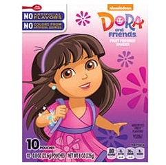 Betty Crocker™ Dora and Friends Fruit Flavored Snacks