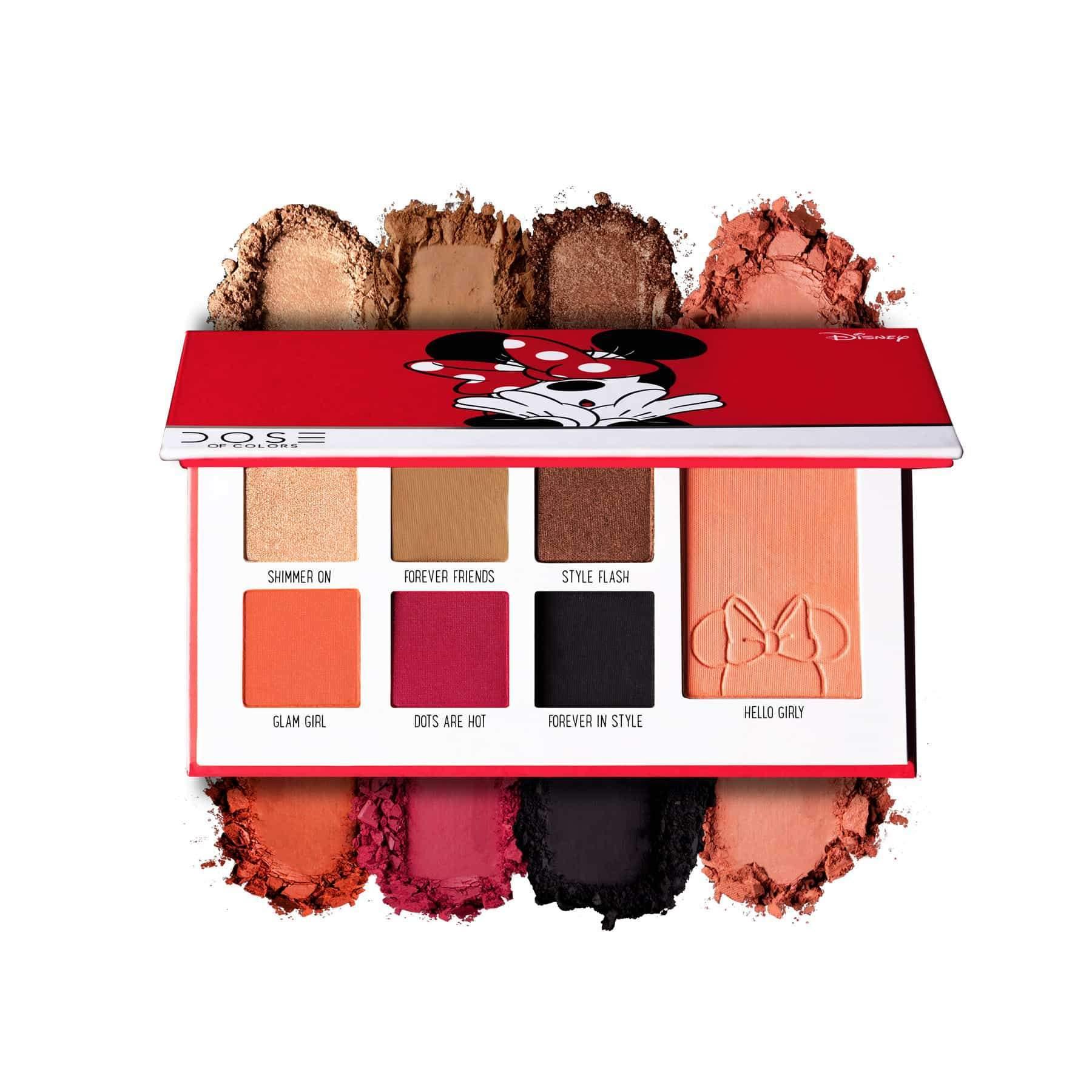 Dose Of Colors Minnie Palette + Blush
