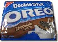 Oreo Double Stuf Chocolate Creme