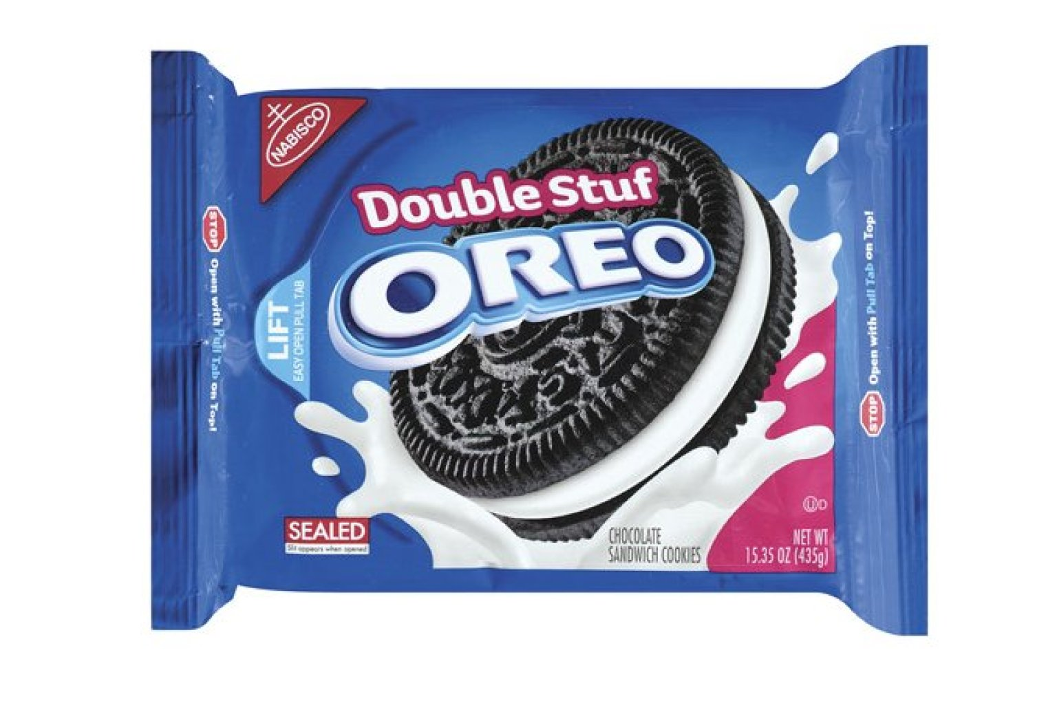 Nabisco Oreo Double Stuf Chocolate Creme