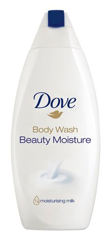 Dove Beauty Moisture Body Wash