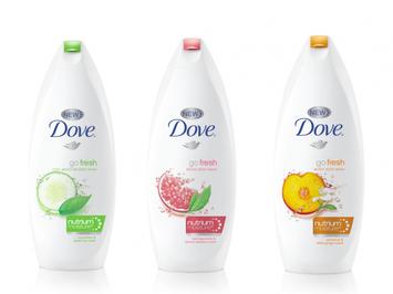 Dove Go Fresh Nutrium Moisture Body Wash