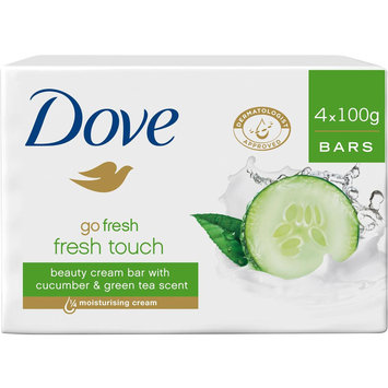 Dove Go Fresh Fresh Touch Beauty Cream Bar