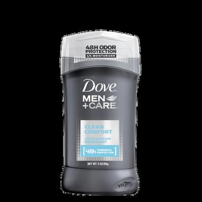 Dove Beauty Clean Comfort Deodorant for Men