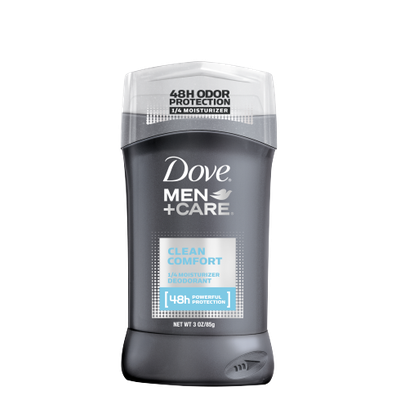 Dove Men+Care Clean Comfort Deodorant Stick
