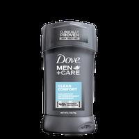 Dove Men + Care Antiperspirant, Clean Comfort