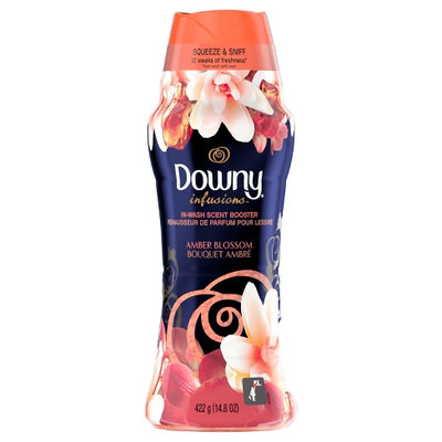 Downy® Infusions™ Amber Blossom™ In-Wash Scent Booster