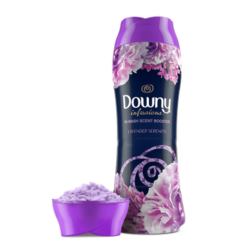 Downy® Infusions™ Lavender Serenity™ In-Wash Scent Booster