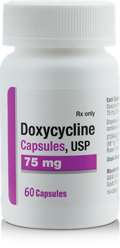 PruGen Pharmaceuticals Doxycycline Monohydrate Capsules