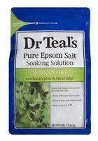 Dr Teal's Eucalyptus Epsom Salt Soaking Solution