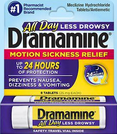 Dramamine® All Day Less Drowsy Reviews 2019
