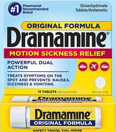 Dramamine® Original Formula Reviews 2019
