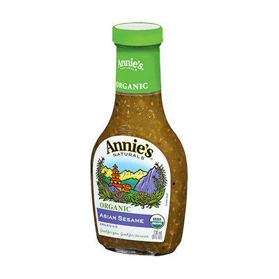 Annie's®  Naturals Organic Asian Sesame Dressing