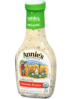 Annie's®  Naturals Organic Dressing Cowgirl Ranch