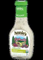 Annie's® Naturals  Organic Creamy Asiago Cheese Dressing
