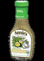 Annie's®Naturals® Organic Green Garlic Dressing