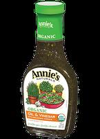 Annie's® Naturals Organic Oil & Vinegar Vinaigrette