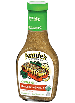 Annie's®  Naturals Roasted Garlic Vinaigrette
