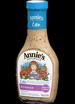 Annie's® Naturals Dressing Lite Goddess