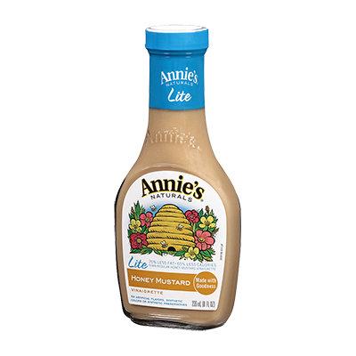 Annie's®  Naturals  Lite Honey Mustard Vinaigrette