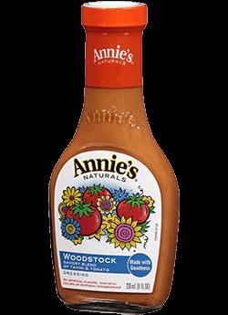 Annie's® Naturals Dressing Woodstock