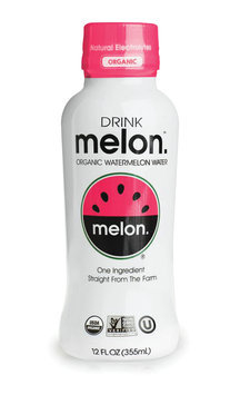 DRINKmelon Organic Watermlon Water