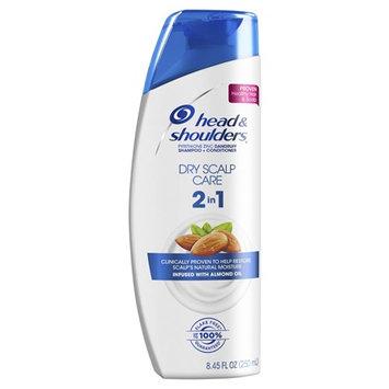 Head & Shoulders Dry Scalp Care With Almond Oil Anti-Dandruff 2-In-1 Shampoo + Conditioner