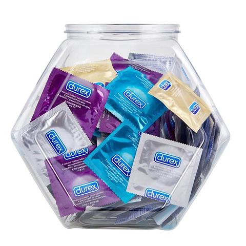 Durex Variety Fish Bowl Condoms