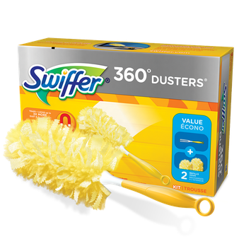 Swiffer 360° Dusters Cleaner Kit