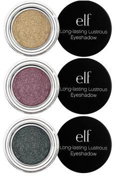 e.l.f Cosmetics Long Lasting Lustrous Eyeshadow