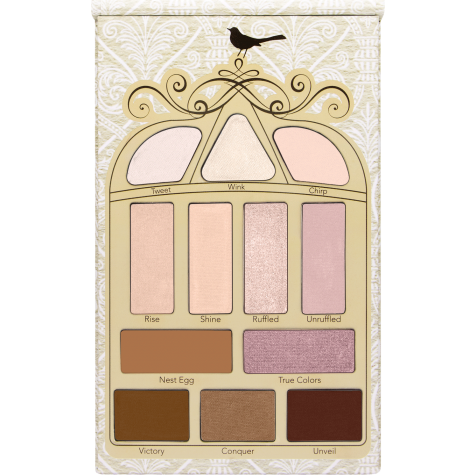 Pretty Vulgar Early Bird Eyeshadow Palette