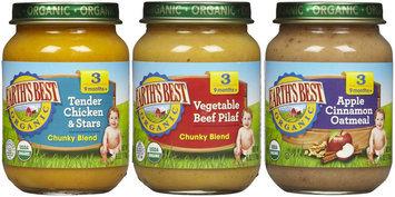 Hain Celestial Earth's Best Organic Third Junior Foods 12 Pack