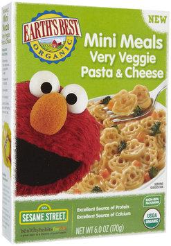 Hain Celestial Earth's Best Sesame Street Mini Meals Very Veggie Pasta & Cheese