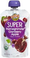 Hain Celestial Earth's Best Pomegranate Cranberry Apple Pouch Puree - 3.5 oz
