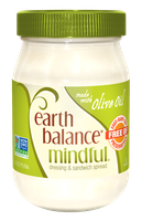 Earth Balance Mindful Dressing & Sandwich Spread with Olive Oil