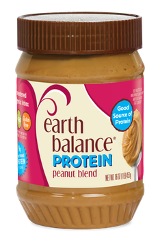 Earth Balance Protein Peanut Blend
