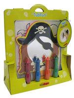 Edushape 548007 Tub Art - Pirate Set Creative Bath Toy