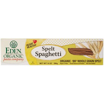 Eden Foods Organic Pasta Company Spelt Spaghetti - 14 oz