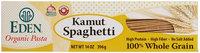 Eden Foods Kamut Spaghetti - 14 oz