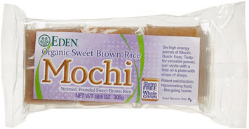 Eden Foods Mochi Sweet Brown Rice - 10.5 oz
