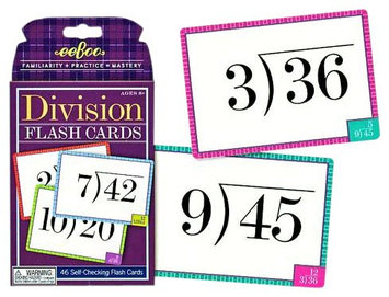 eeBoo Flash Cards Division