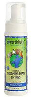 earthbath Green Tea Leaf Grooming Foam for Dogs, 7 oz
