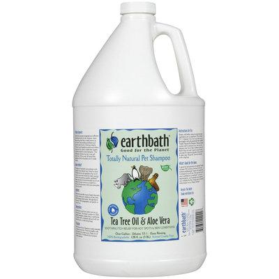 Earthwhile Endeavors Earthbath Tea Tree and Aloe Pet Shampoo 1 gal