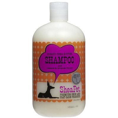 Shea Pet Shea Butter Shampoo with Oatmeal and Awapuhi Extract