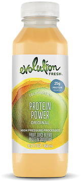 Evolution Fresh™ Protein Power Original Fruit Juice Blend Protein Smoothie