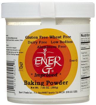 Ener-G Baking Powder