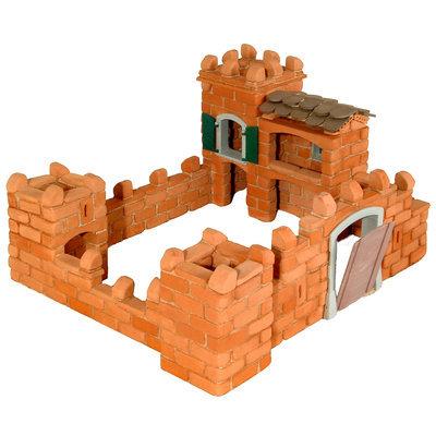 Teifoc Castle Brick Construction Set (394 pcs)