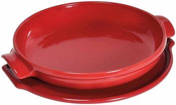 Emile Henry Tarte Tatin Set-RED-One Size