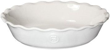 Emile Henry Pie Dish Color: Sugar