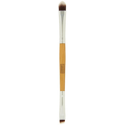 Everyday Minerals - Double Perfect Eye Shadow & Eyeliner Brush - LUCKY PRICE